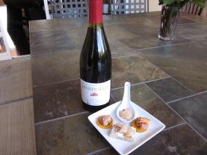 Pinot and Smoked Salmon 3 Ways