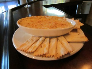 Crab Dip, Creamy and Rich